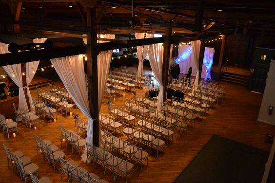 FADDS Events Wedding Draping