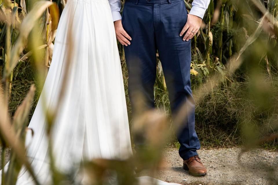 Love in a cornfield