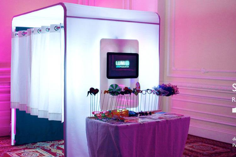 LUMi8 Photo Booth