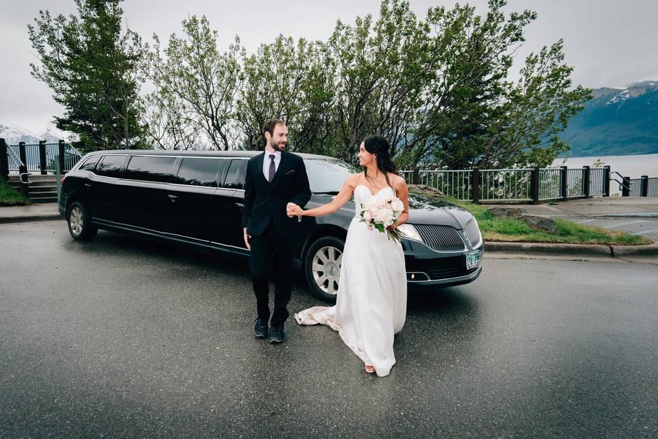 Wedding McHugh Creek
