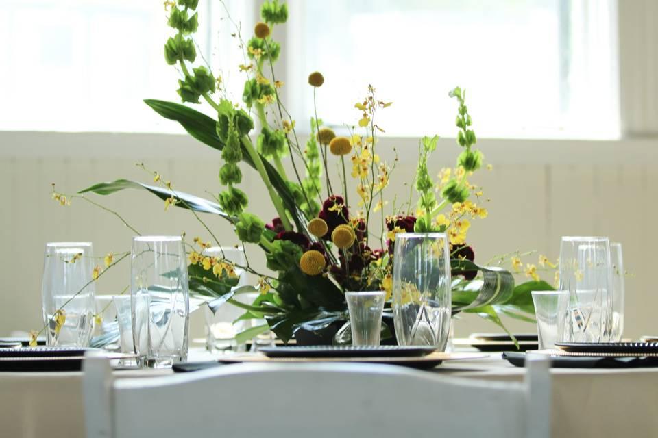 Flower arrangement-