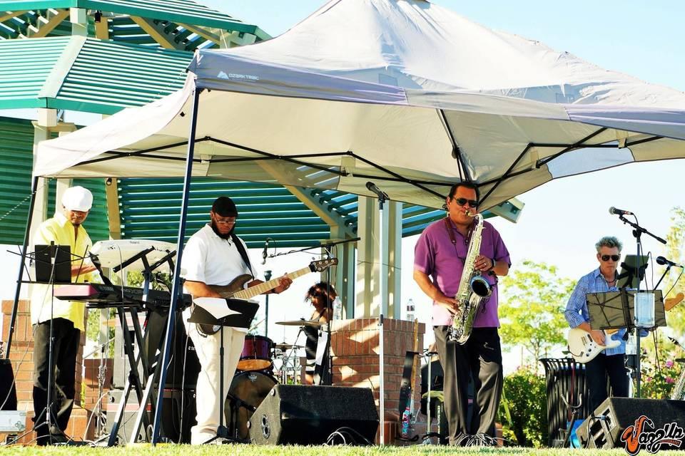 Silk & Sax Band