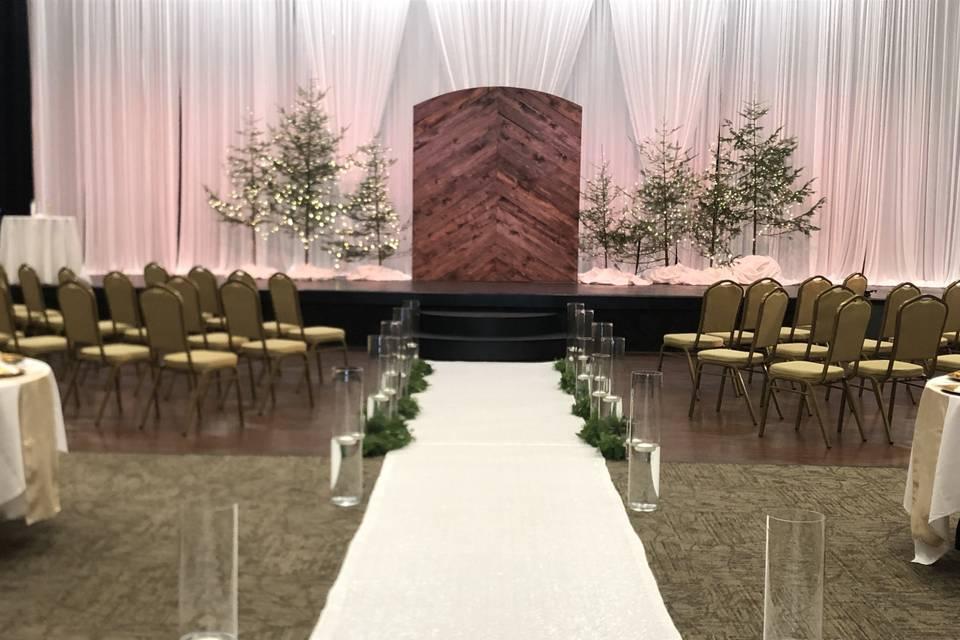 Tebala Event Center