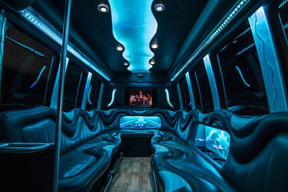 Party Bus Charleston