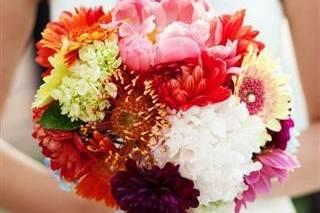 Austin Rainbow Bouquet