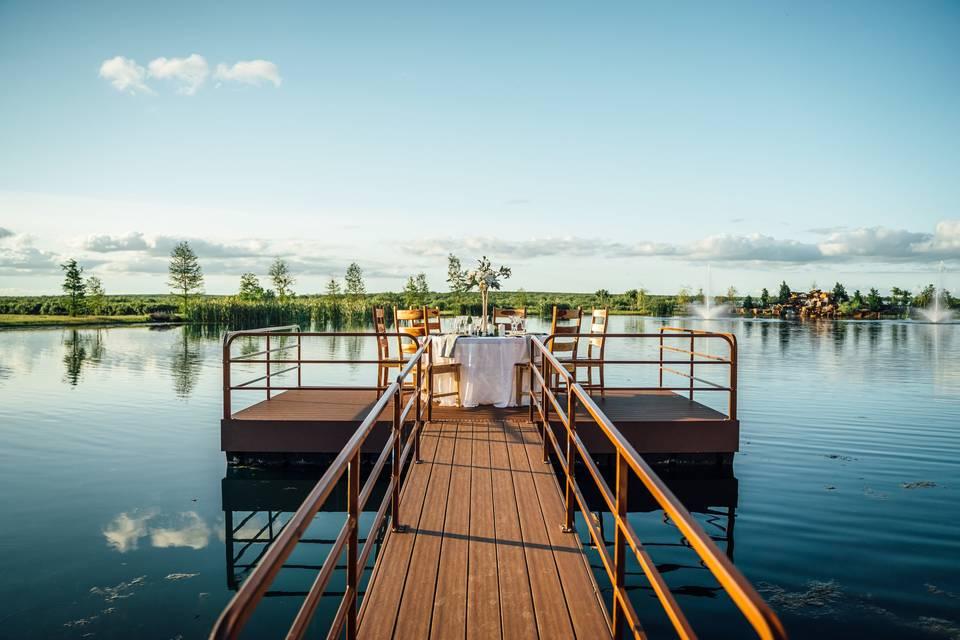 Pavilion Floating Dock