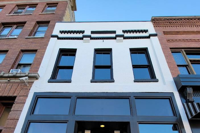 Roof Top Loft New Facade