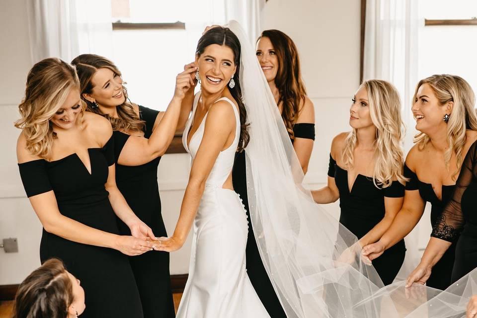 The 3 Ten Bridal Suite