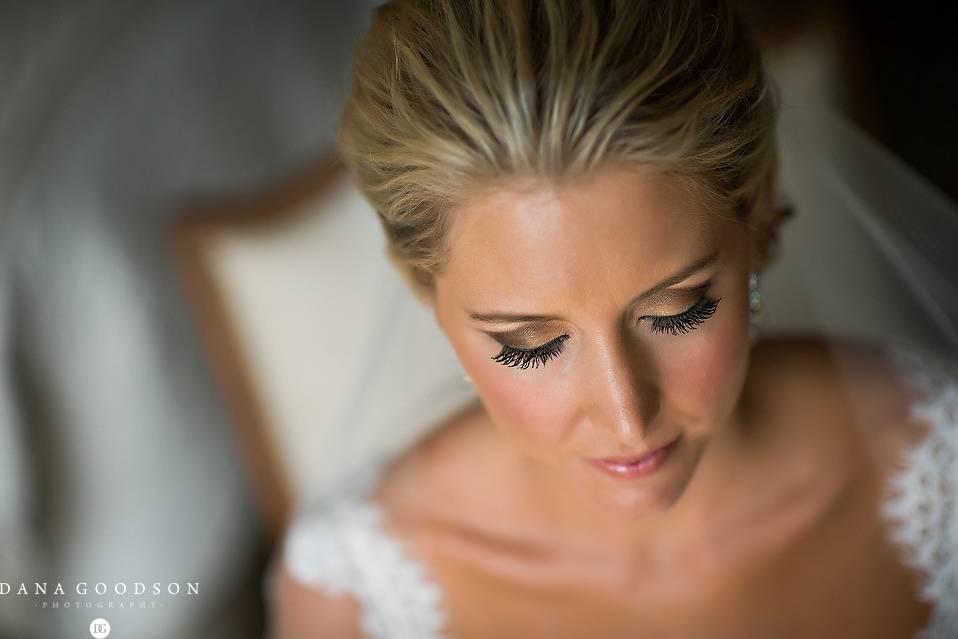 The bride - Dana Goodson Photography