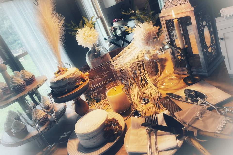 Decor and Cakes