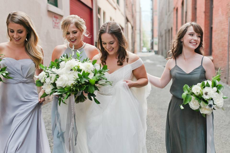 The best Bridemaids