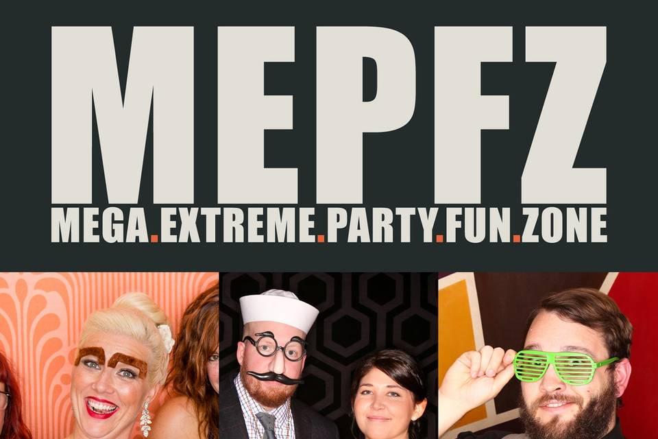 MEPFZ Photo Booth