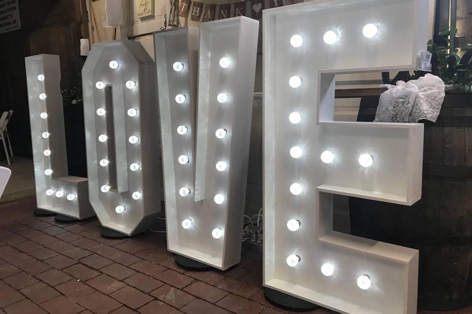 Gary Dahn Lights