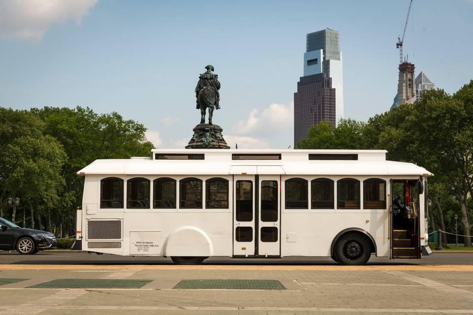 Philadelphia Trolley Transportation & Sightseeing Tours