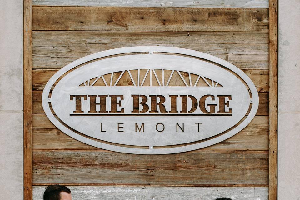 The Bridge Sundae Bar.