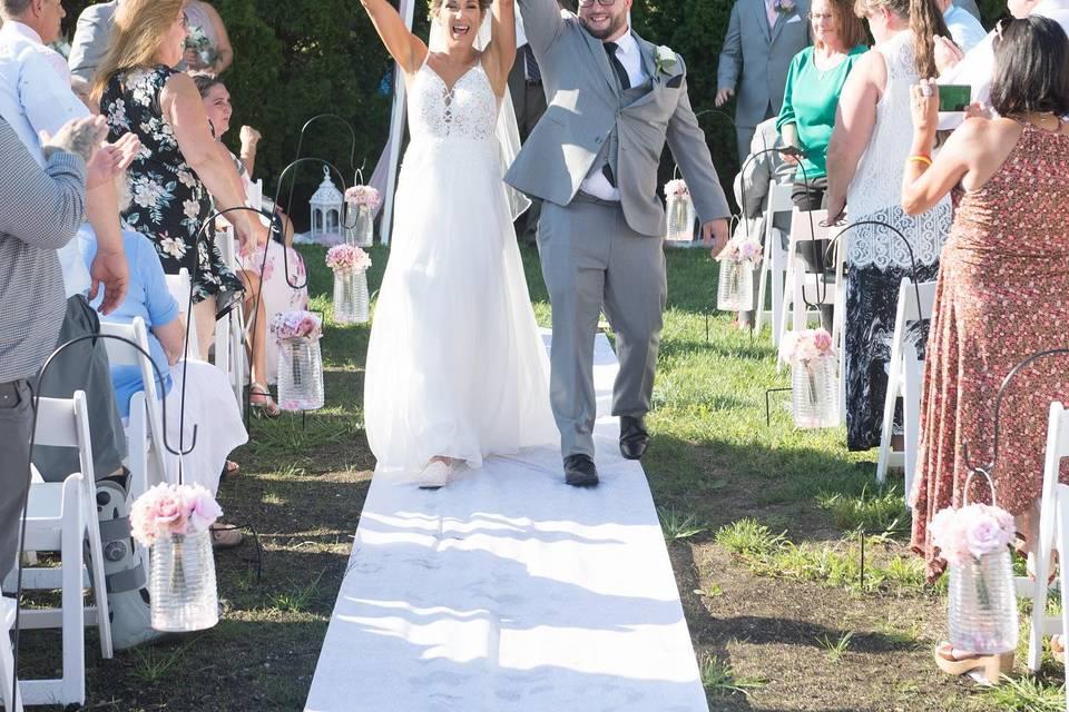 Campbell-Gill Wedding