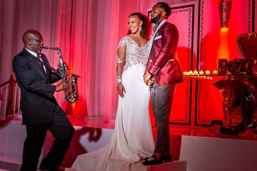 Edmond Baker, Jr. - Saxophonist