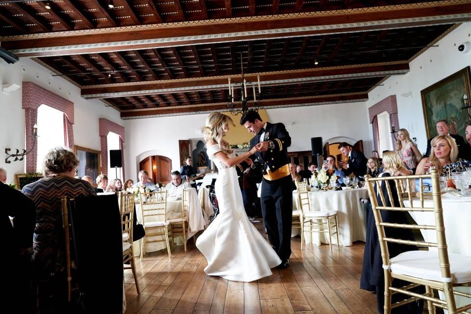 Wedding at Villa Terrace