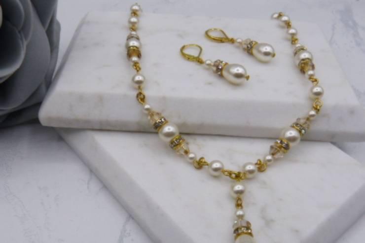 Cleopatra two-piece set