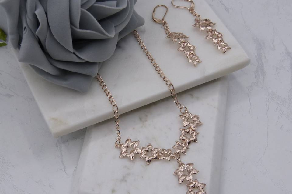 Silver Rose Bridal