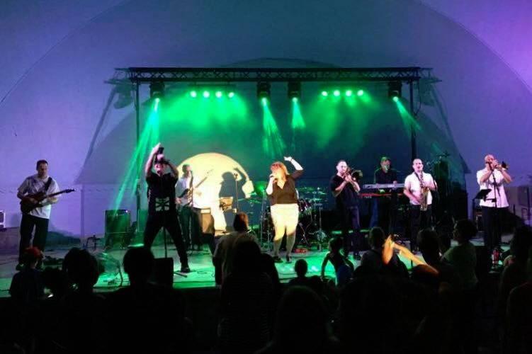 Walnut Hill Band Shell