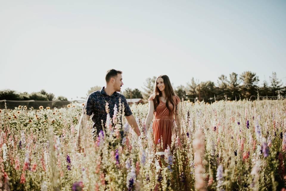 Weddings at Schnepf Farms