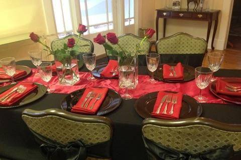 D'Vine Creations catering and event planning