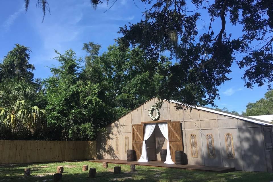 Twin Oak Garden a Wedding and Event Venue