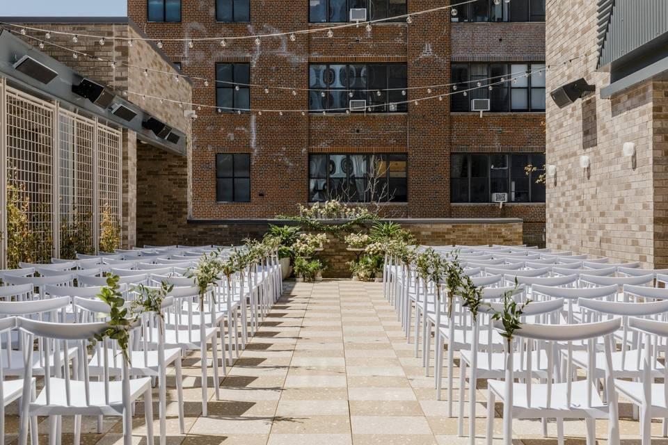 Backyard Ceremony - N 9th
