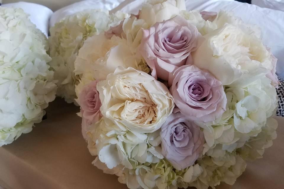 The Flower Girl Wedding Florist