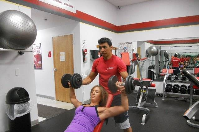 Fitness by Boualem