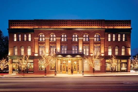 Hotel Jerome, Auberge Resorts