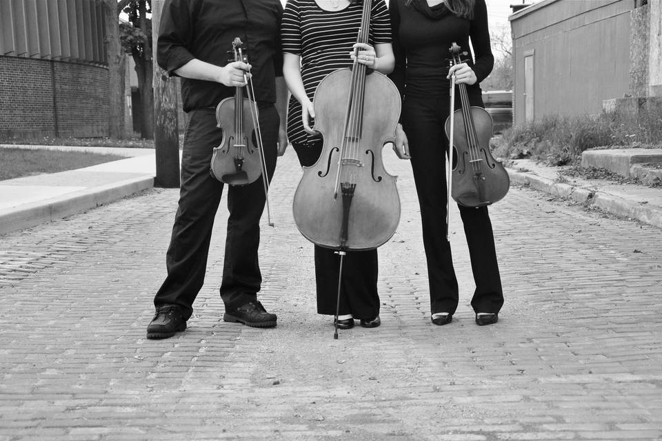 Jill Wright Crist, cellist