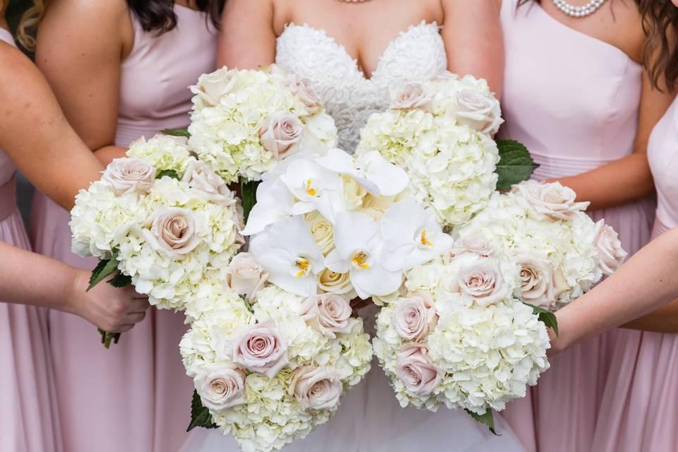 Four Seasons Wedding Florist