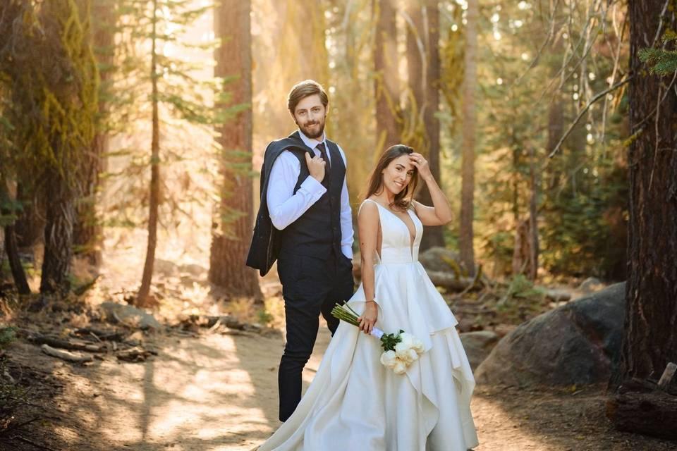 Whisper Bridal- Begonia Gown