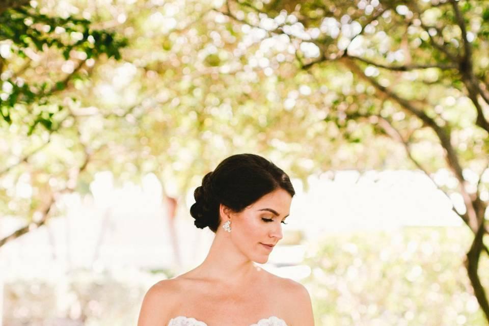 Bridal Portraits - Aryanna Fortune Photography