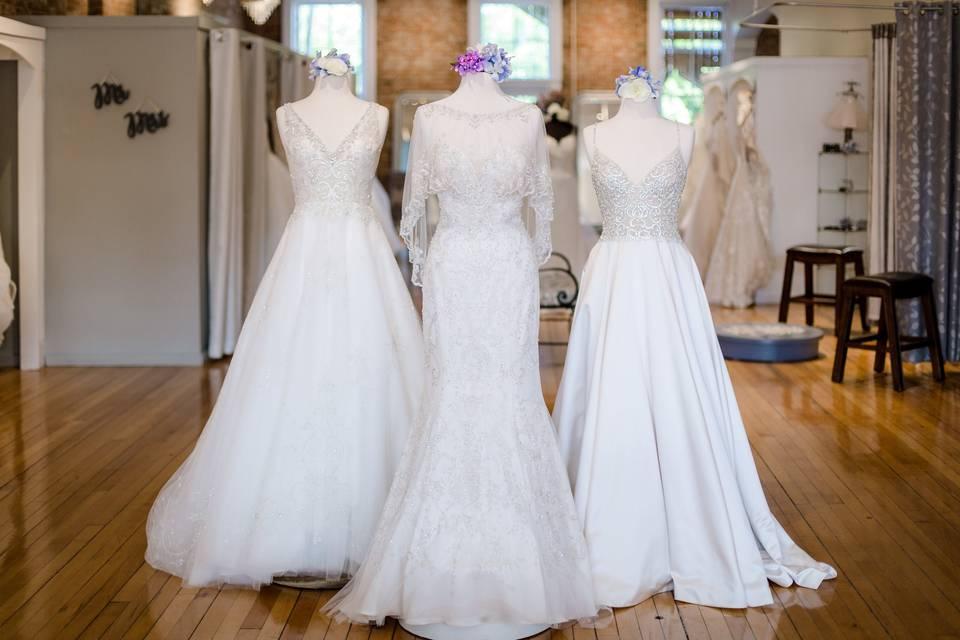 Gina's Bridal Boutique
