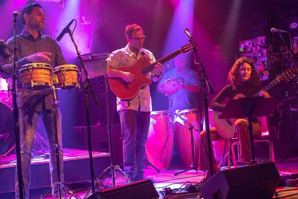 Latin Band at WindJammer