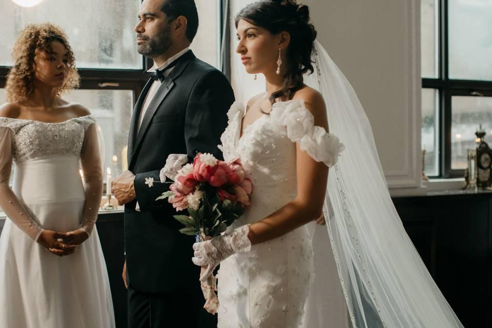 Lotus Threads Wedding Gowns