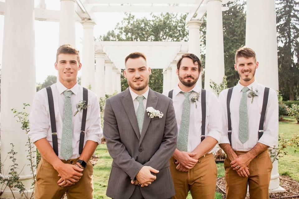 Follett Wedding