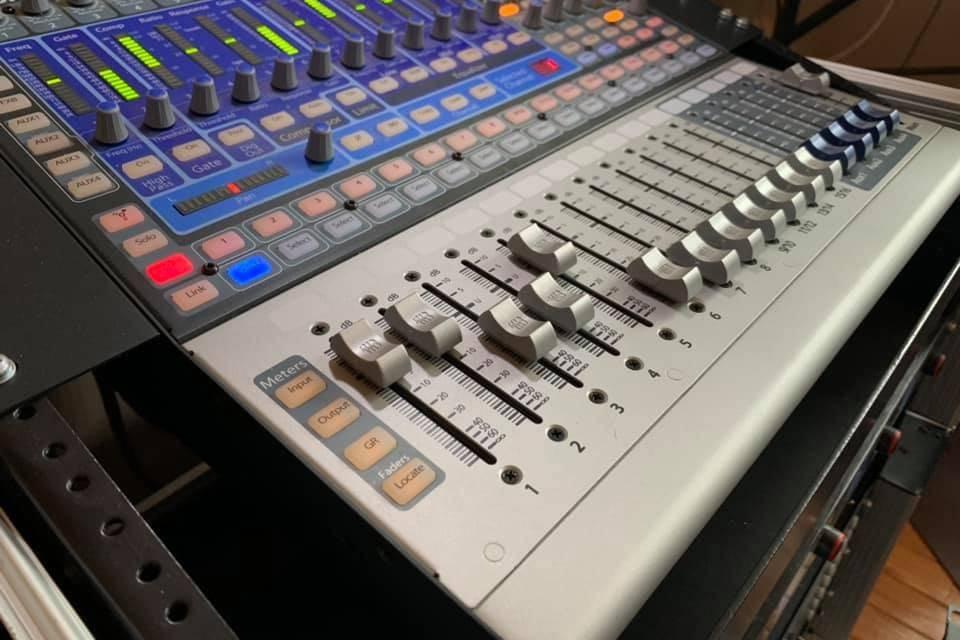 Maine Roots Audio Engineering