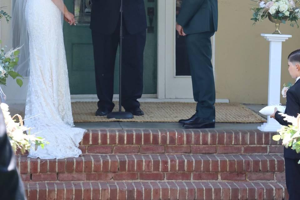 Garcia wedding