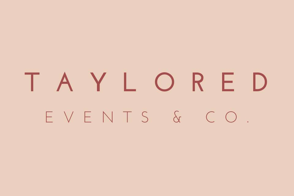 Taylored Events & Co.