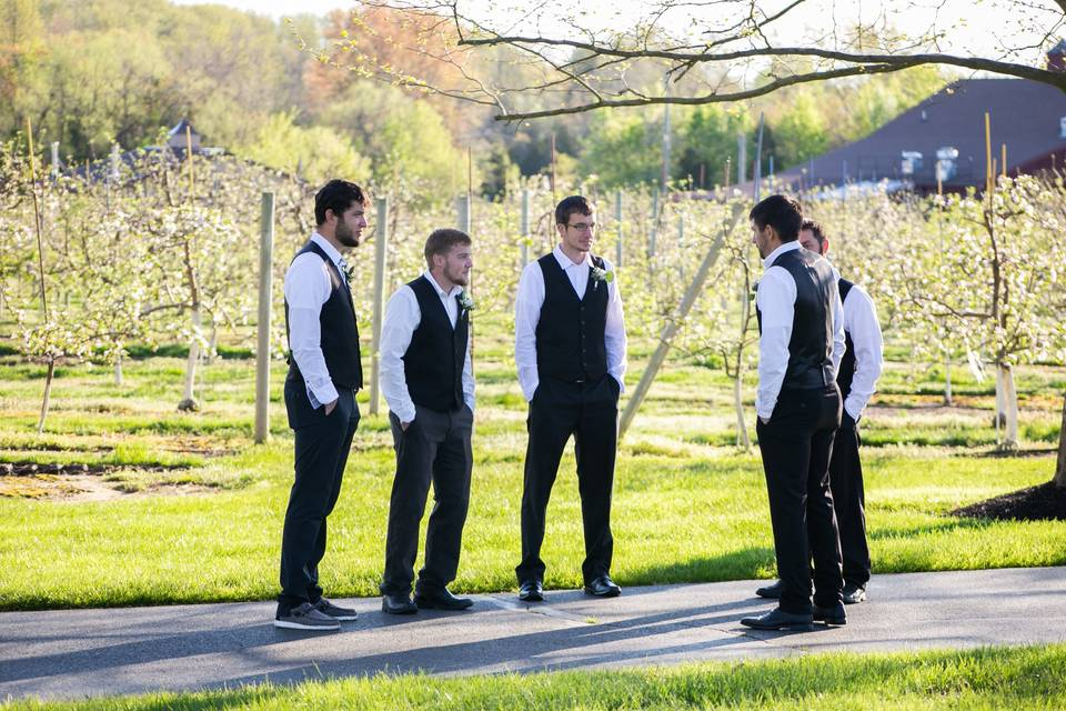 Misc. Wedding Shot