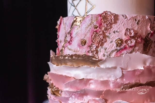 Weddings Cakes by Tammy Allen