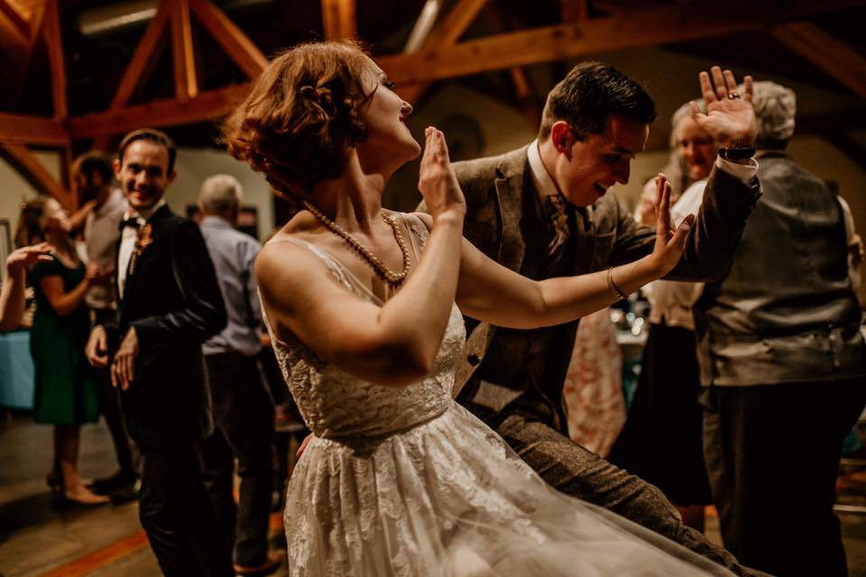 Indoor dancing