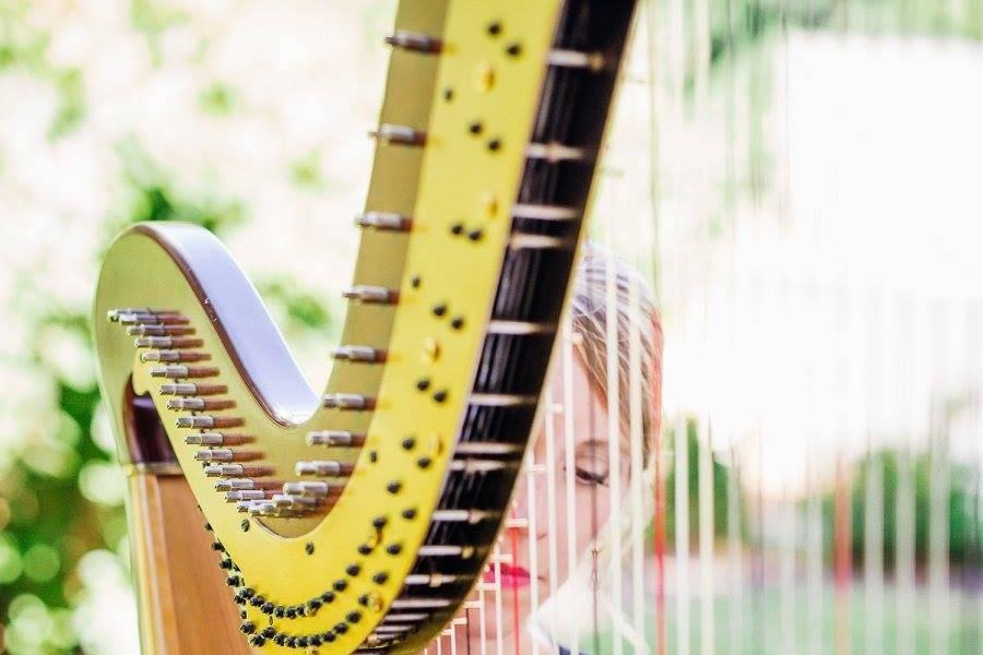 Harpist - Tiffany Envid Jones