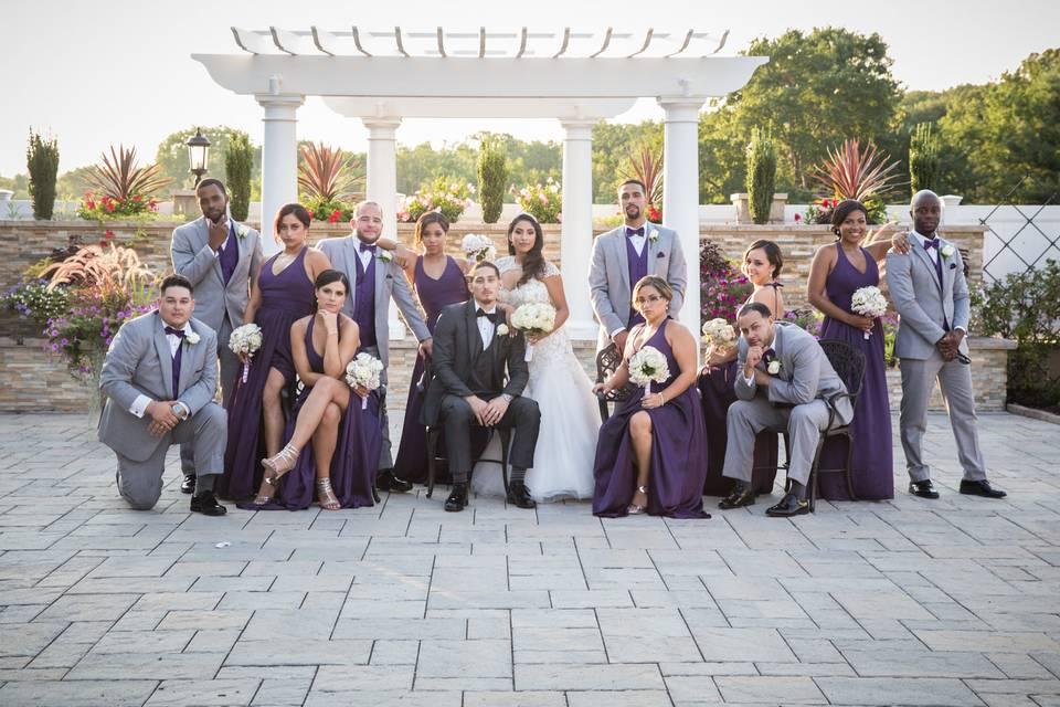 Wedding day - Pioneer Media Weddings
