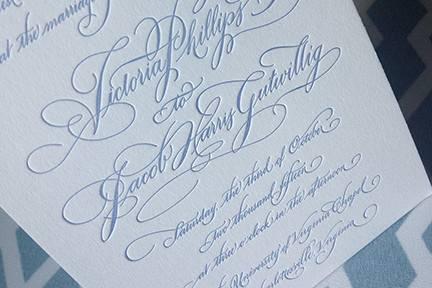 Well-Written Fine Penmanship and Etiquette