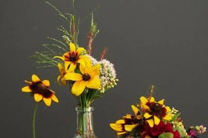 Summer Bud Vases
